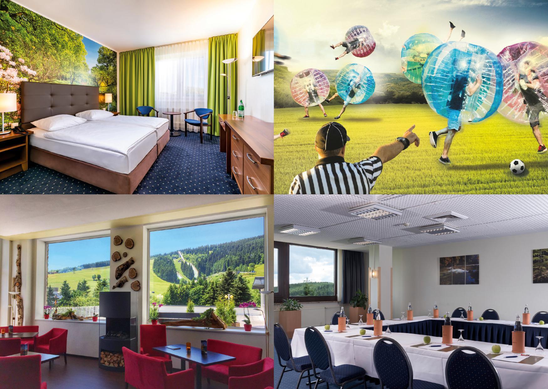 diverse Impressionen Tagungshotel Brandenburg, Tagungshotel Thüringen und Tagungshotel Sachsen - die AHORN Hotels & Resorts