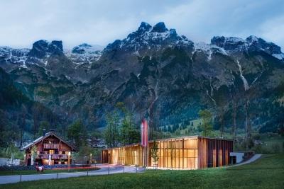 """Außenansicht des Seminarhotels Salzburg """"Travel Charme Bergresort Werfenweng"""""""