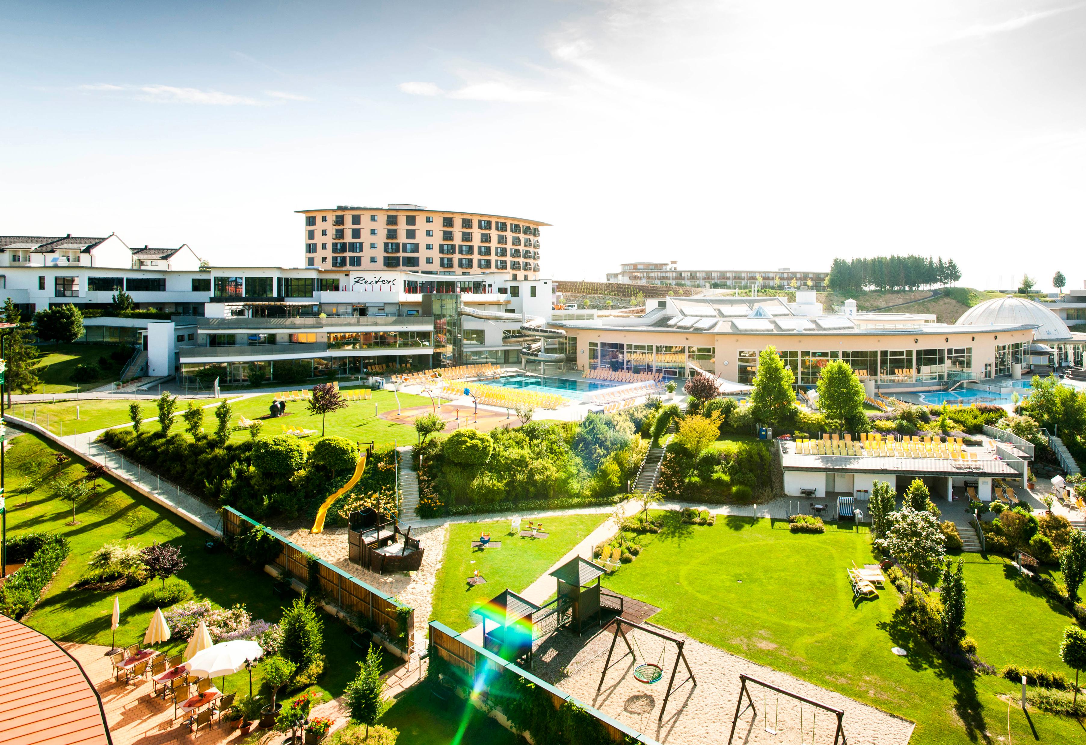 Außenansicht des Seminarhotel Stegersbach: Allegria Resort Stegersbach by Reiters 4*