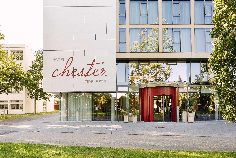 """Außenansicht Tagungshotel Heidelberg - """"Hotel Chester"""""""