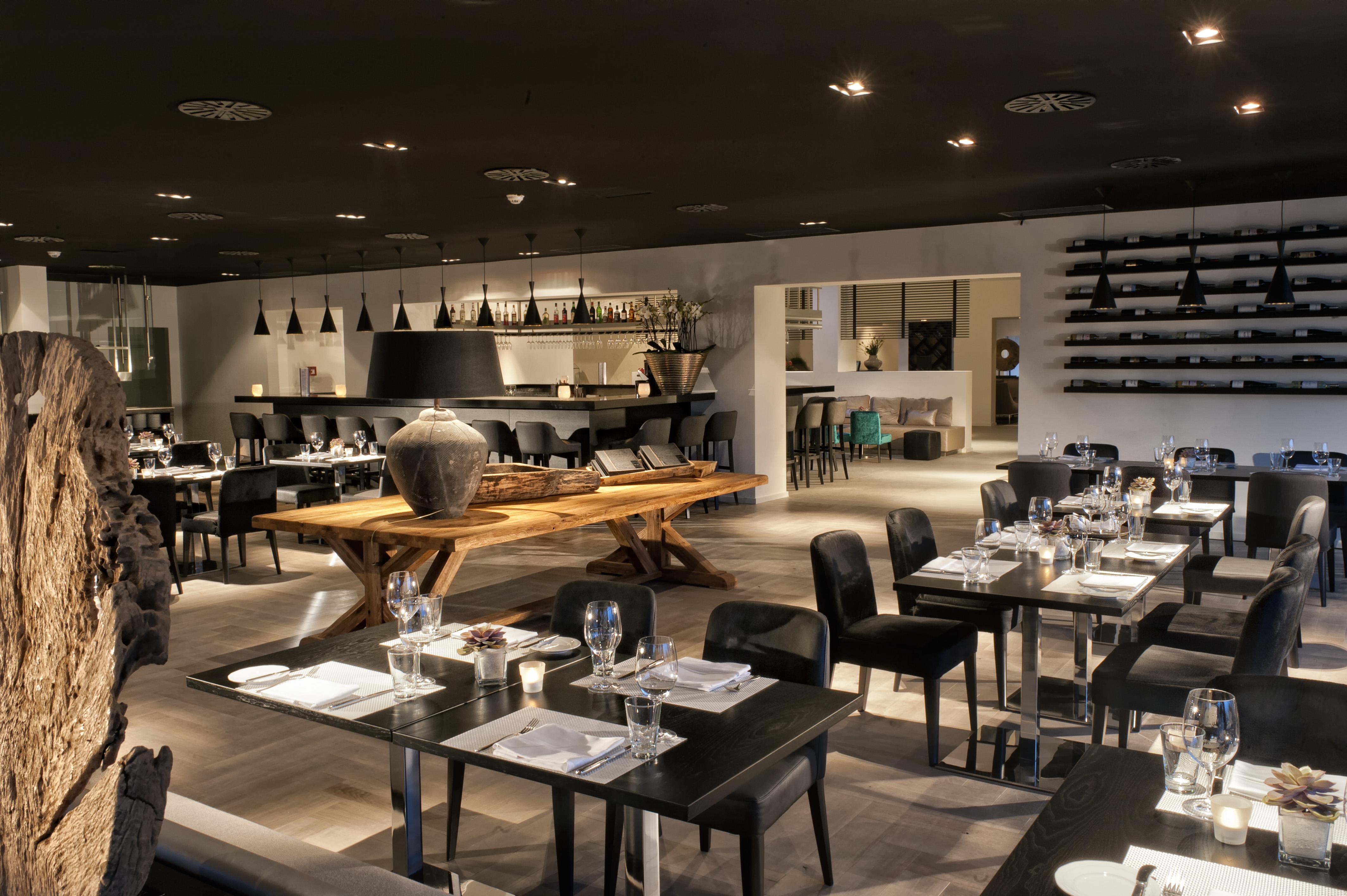 Tagungshotel Stuttgart - Restaurantbereich im Wyndham Stuttgart Airport Messe