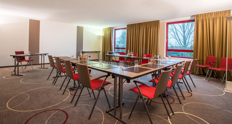 "Ein Tagungsraum im Tagungshotel Frankfurt ""The Rilano Hotel Frankfurt Oberursel"""