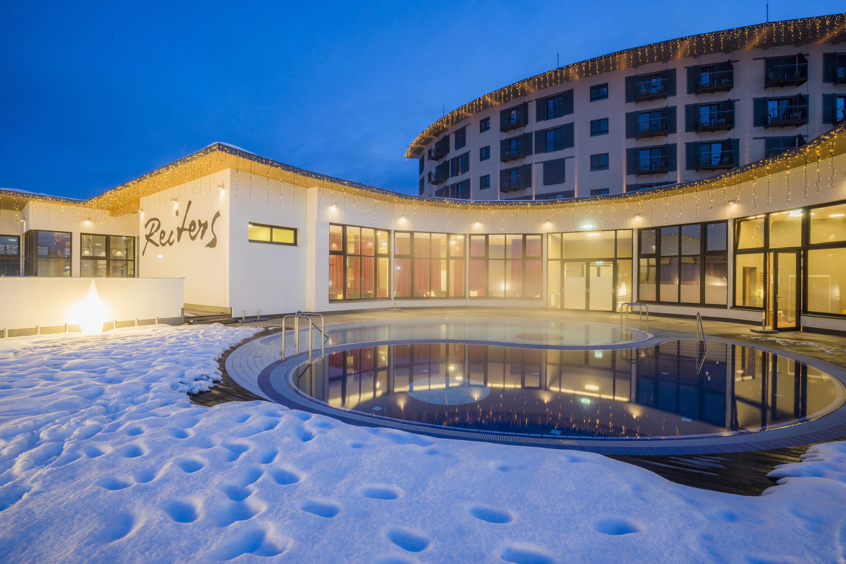 """Außenansicht des Seminarhotel Stegersbach """"Allegria Resort Stegersbach by Reiters 4*"""""""