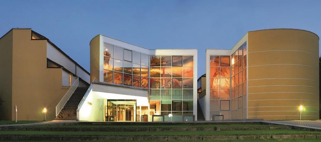Seminarhotel Salzburg - Hotel St. Virgil Außenansicht