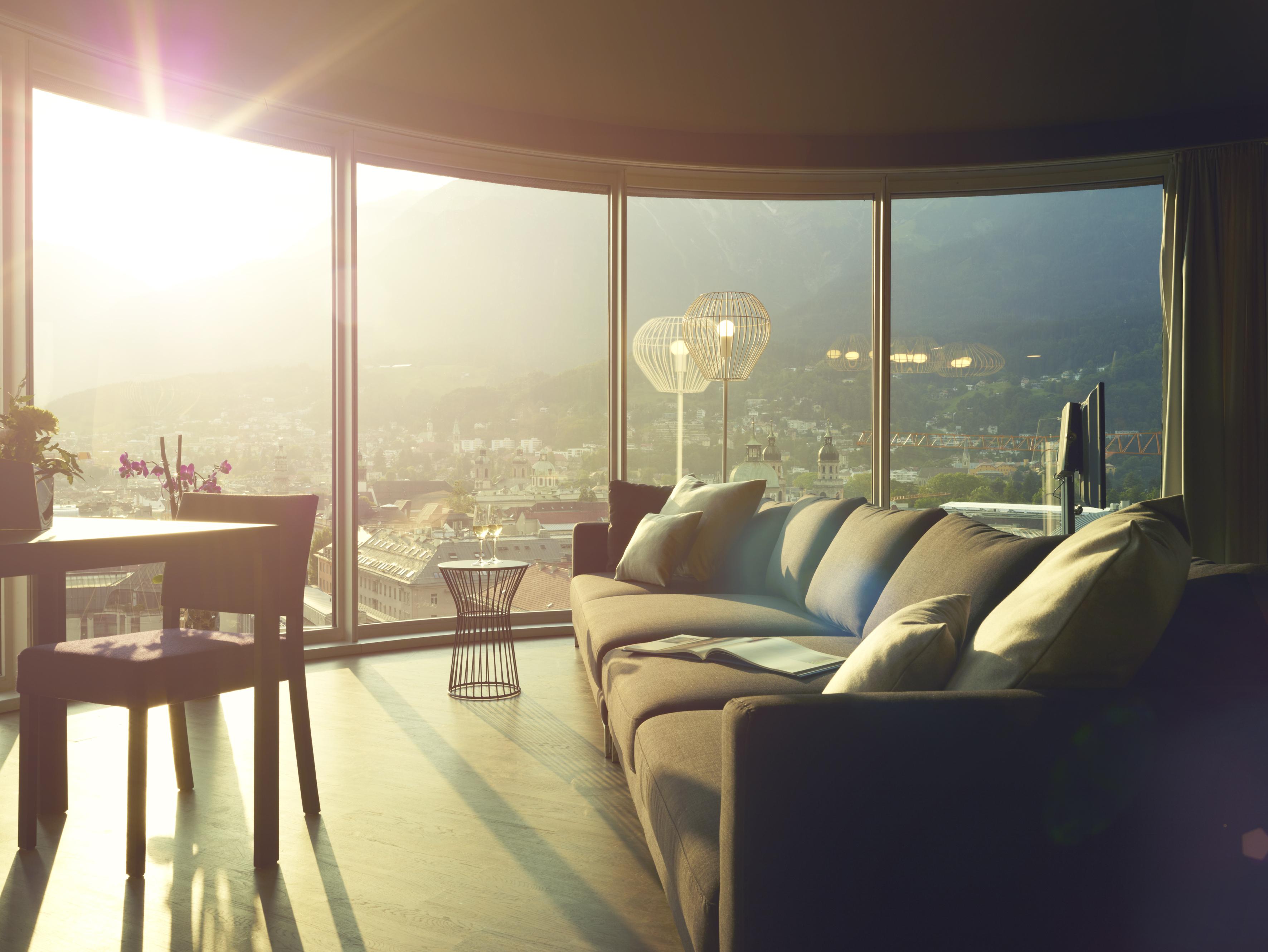 aDLERS Hotel Innsbruck-Präsidentensuite