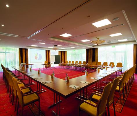 Seminarhotel Oberösterreich Bad Schallerbach 5 Seminarräume