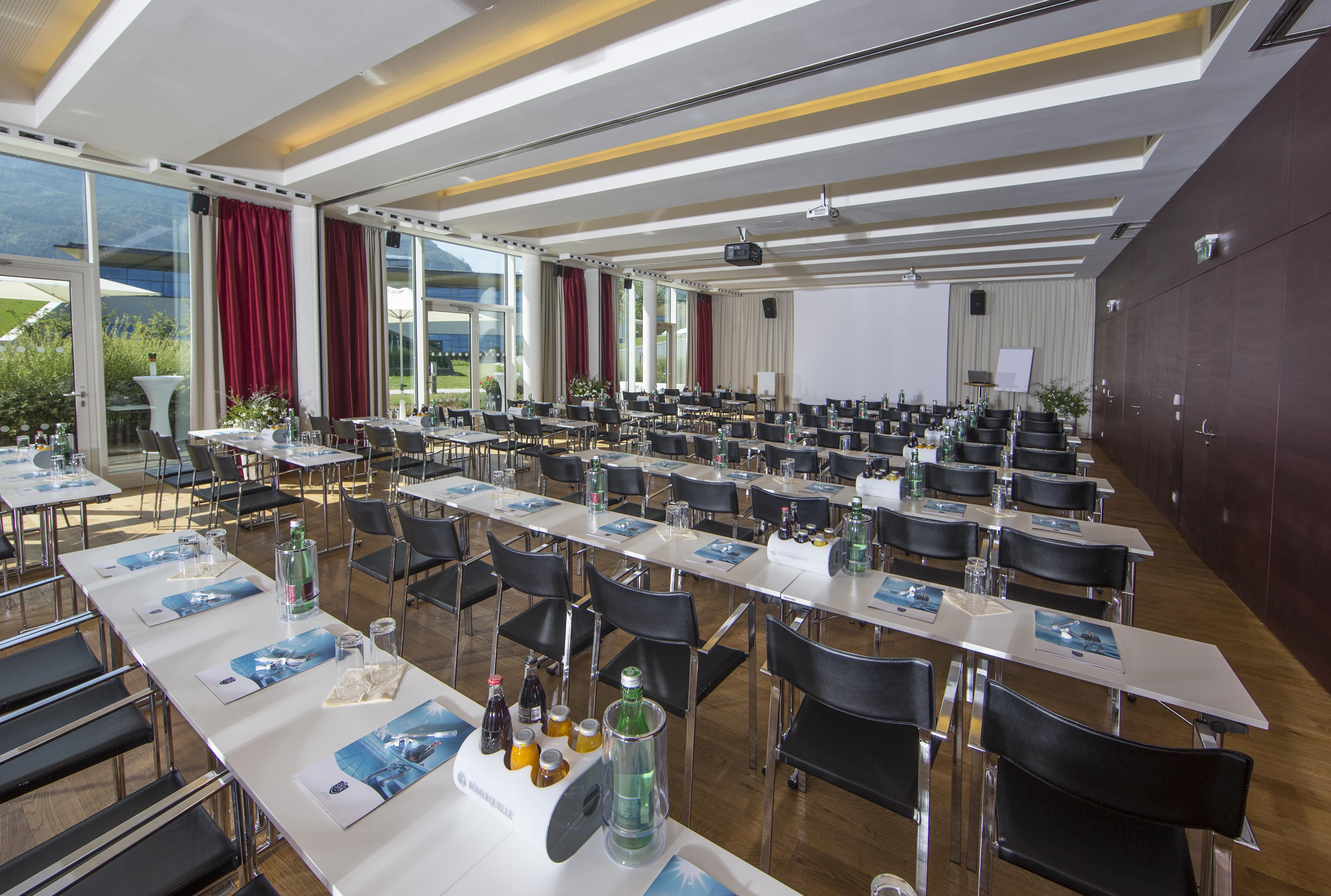 Seminarhotel Salzburg Kaprun 6 Seminarräume