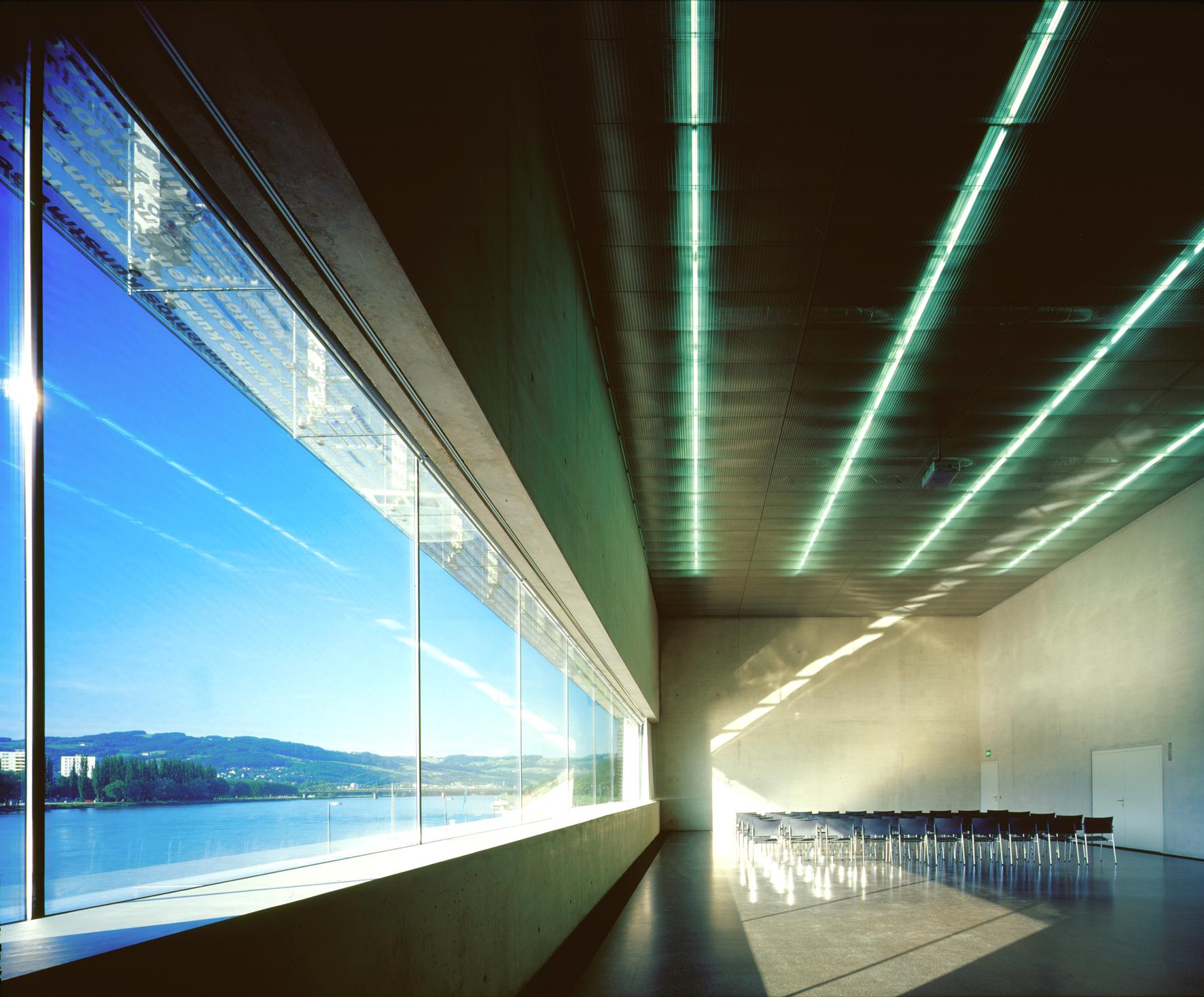 LENTOS Kunstmuseum Linz-LENTOS Auditorium