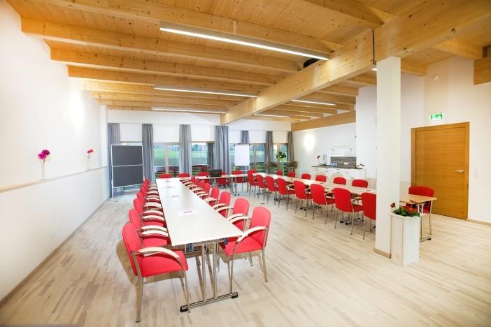 Apartmenthotel ´s Mitterndorf-Seminarraum U-Form