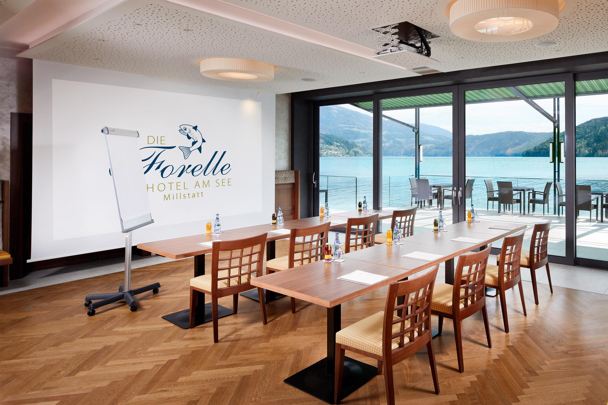 Seminarhotel Kärnten Millstatt 3 Seminarräume