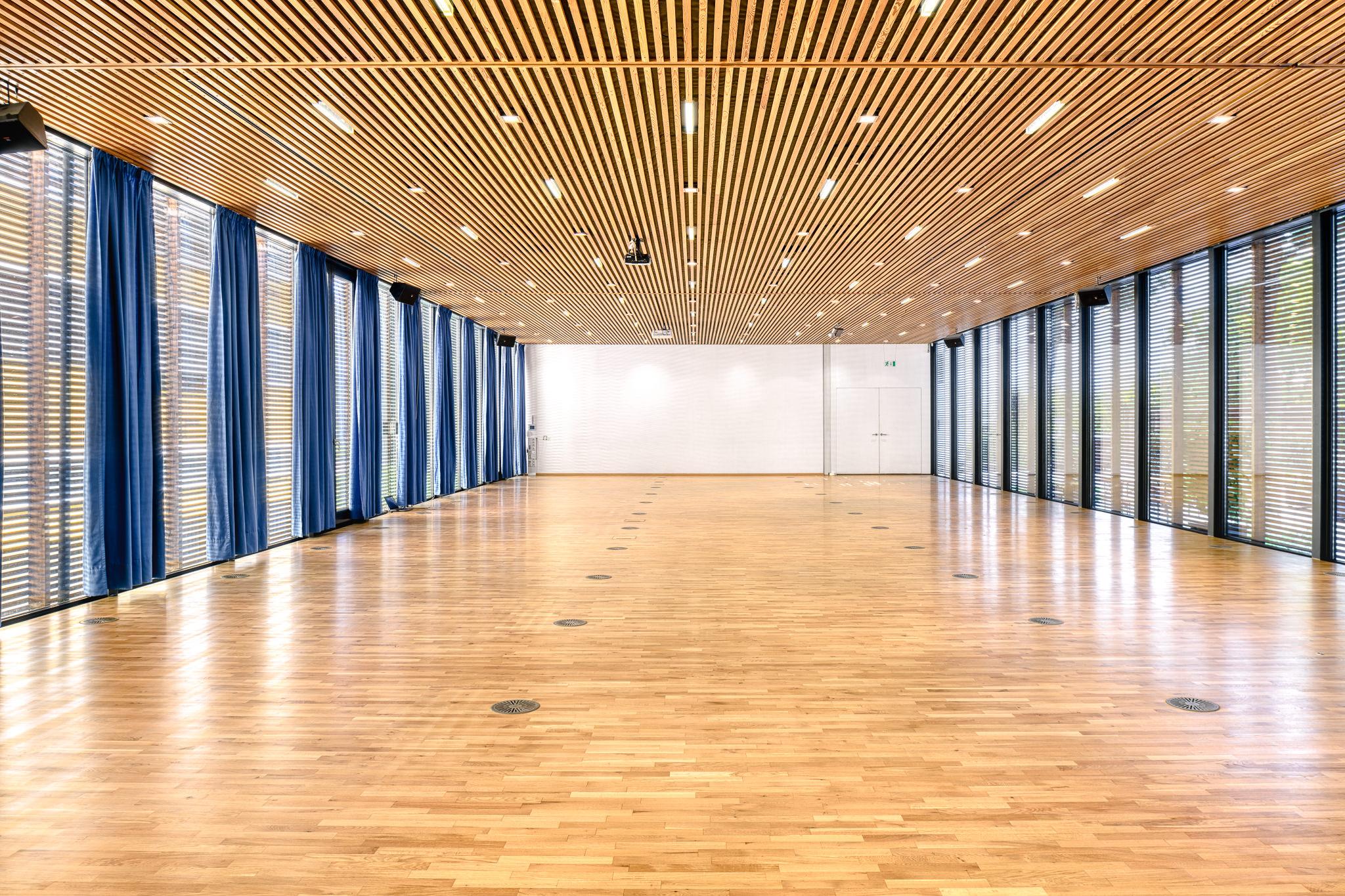 Vienna House Martinspark Dornbirn-Konferenzgebäude K4 komplett leer