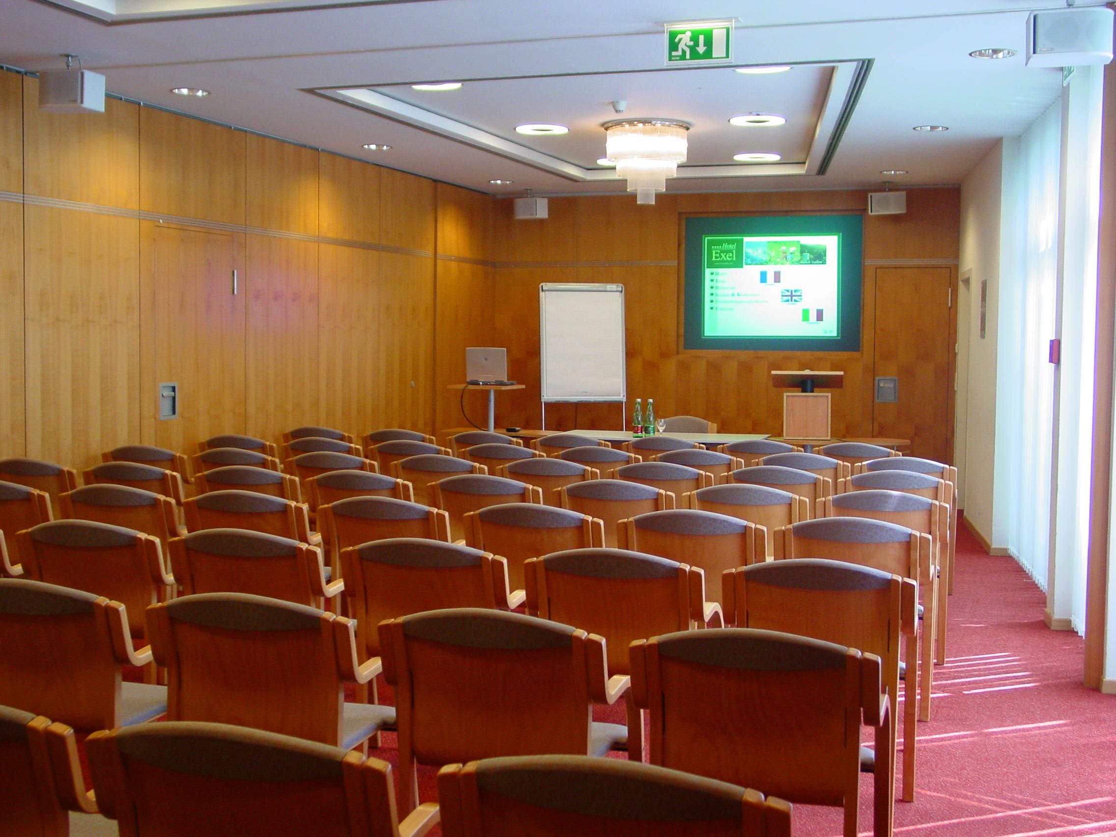 Hotel Exel-Seminarraum Donau/Enns Stuhlreihen