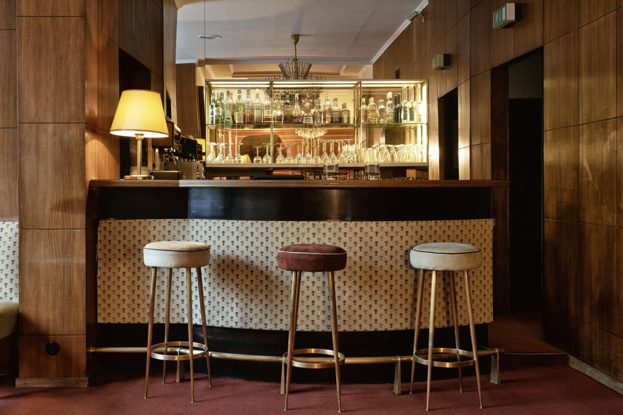 Novum Hotel Prinz Eugen Wien-Hotelbar
