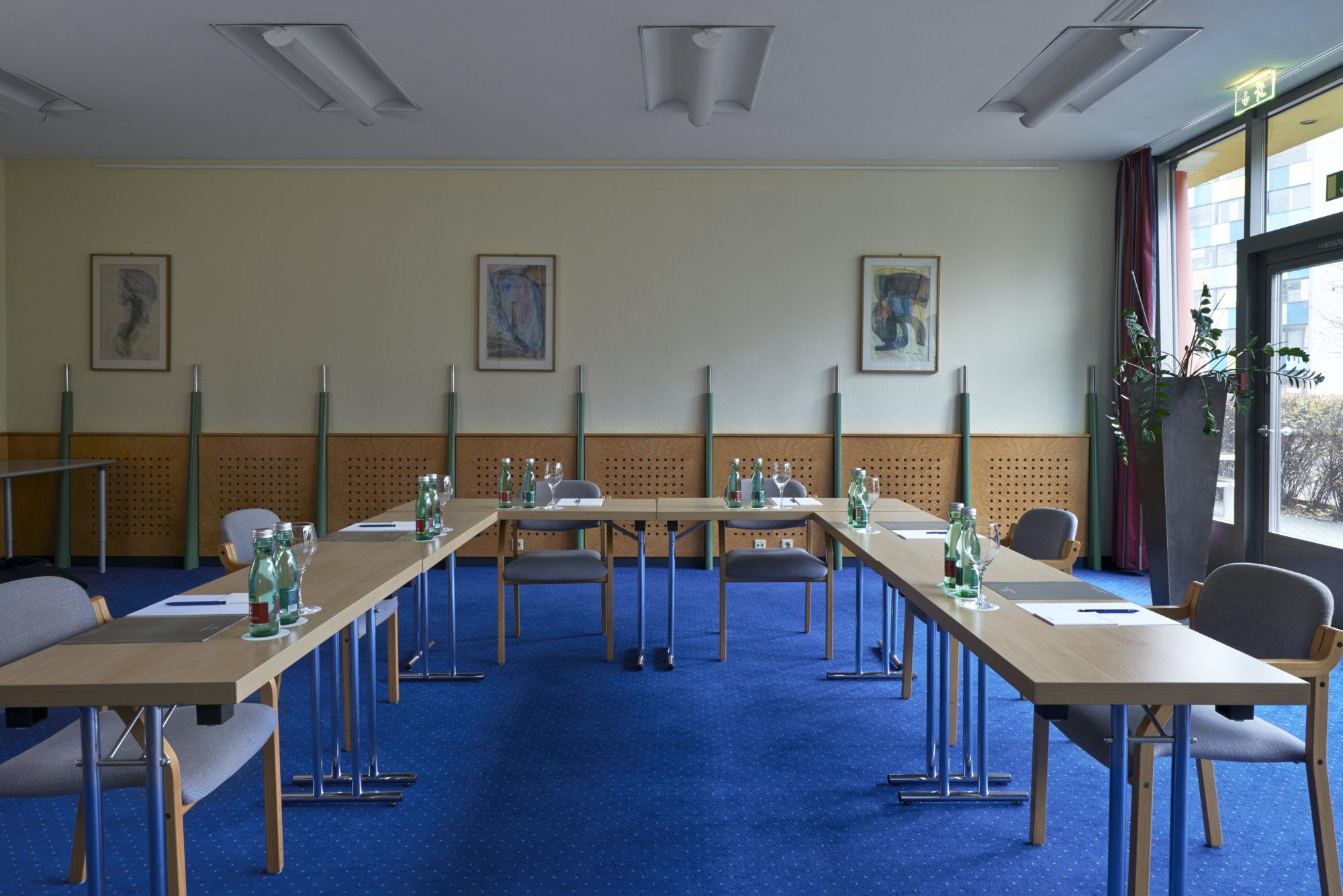Novum Hotel Kavalier Wien-Seminarraum 2
