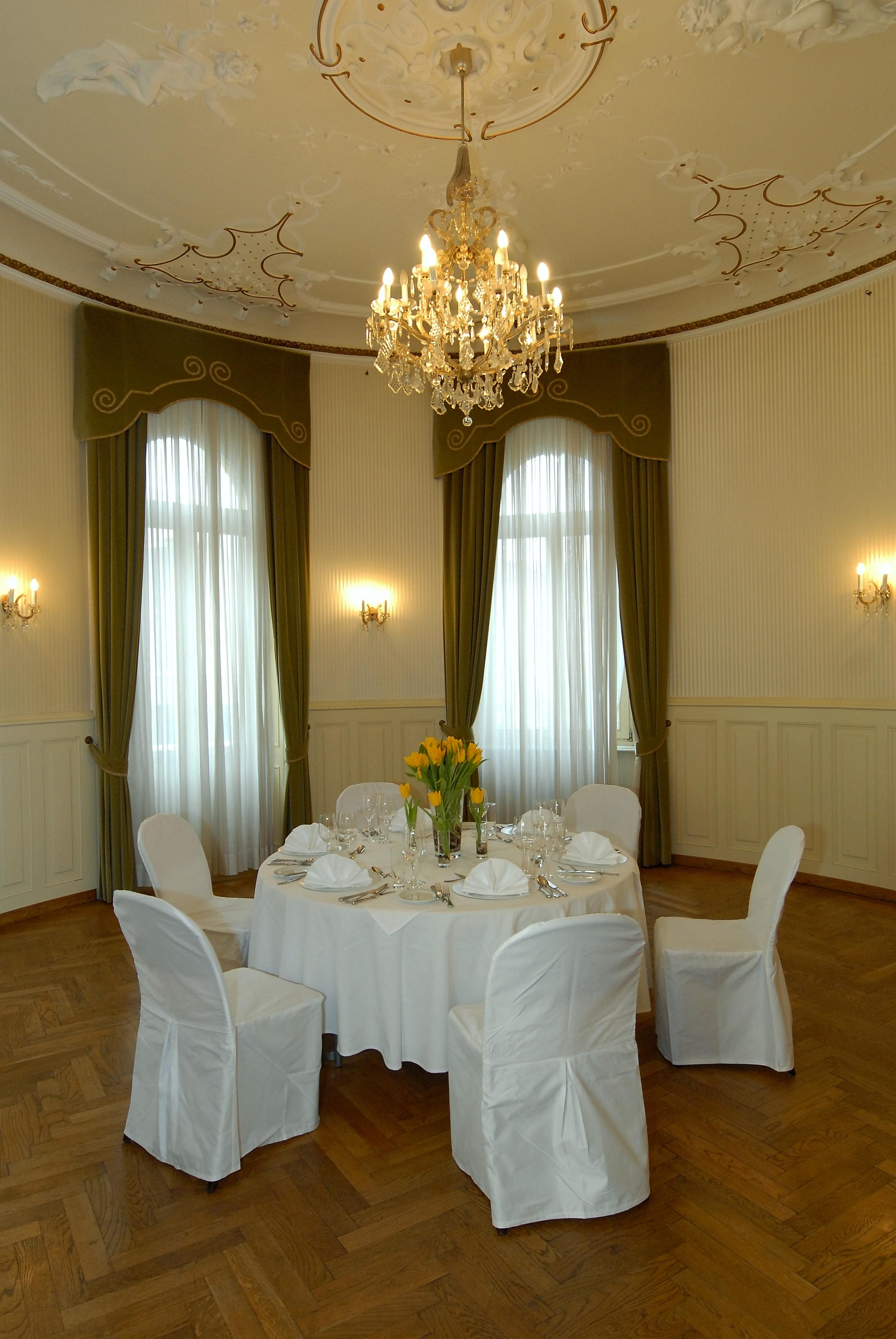 Palais Kaufmännischer Verein in Linz  Veranstaltungszentrum e.U.-Turmzimmer