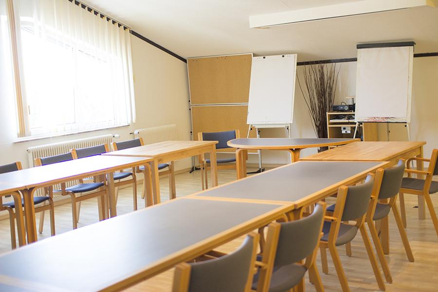 Gastwirtschaft & Hotel Holzinger-Seminarraum