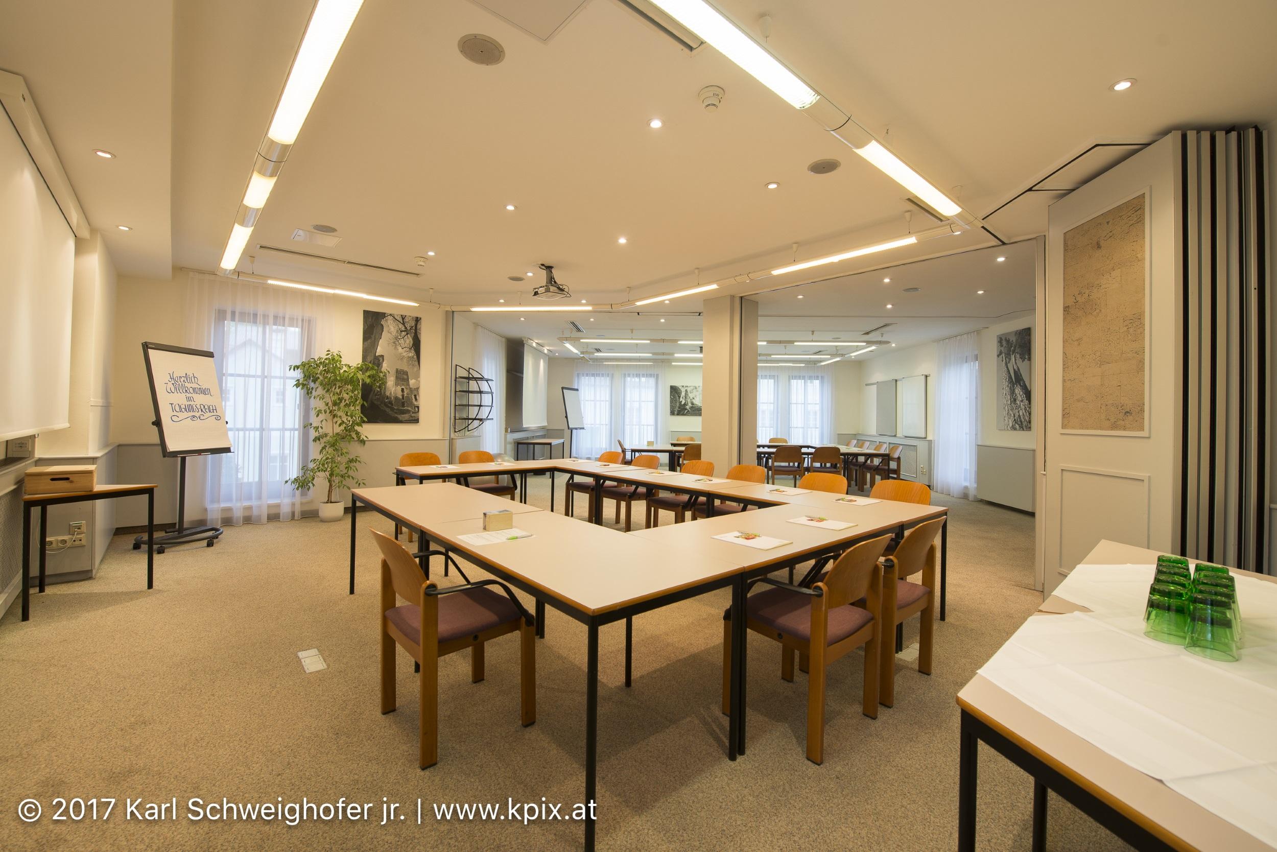 Seminarhotel Niederösterreich Zwettl 5 Seminarräume