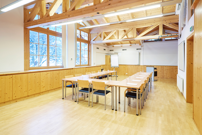 Seminarhotel Tirol Oetz 2 Seminarräume
