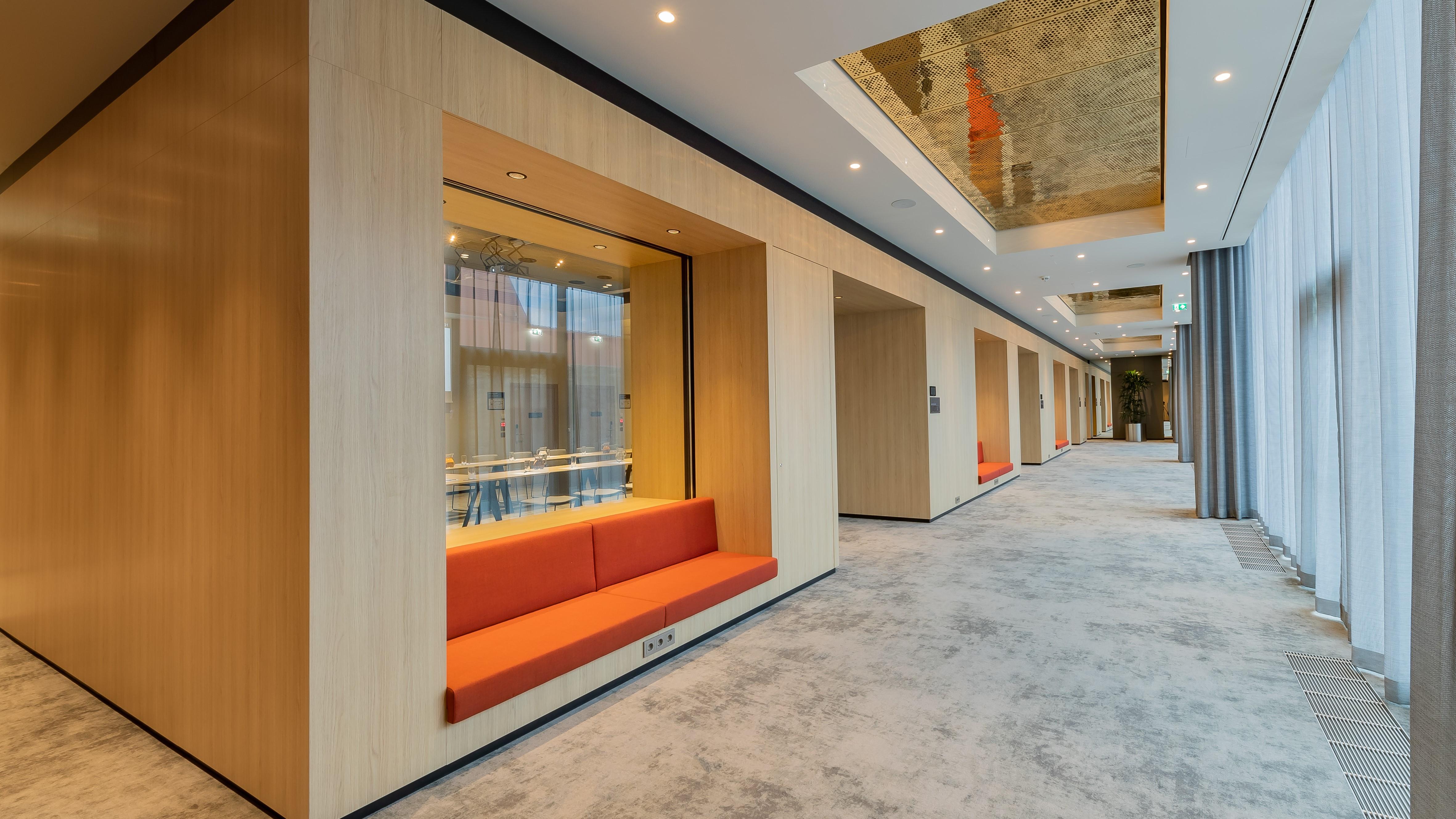 Hilton Garden Inn Hotel Wiener Neustadt-Konferenzraum Foyer