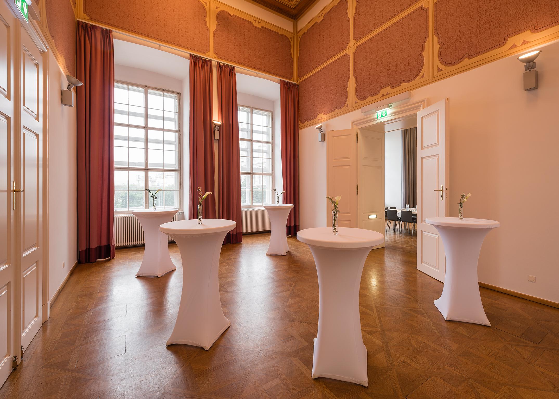 MuseumsQuartier Wien-Barocke Suite B