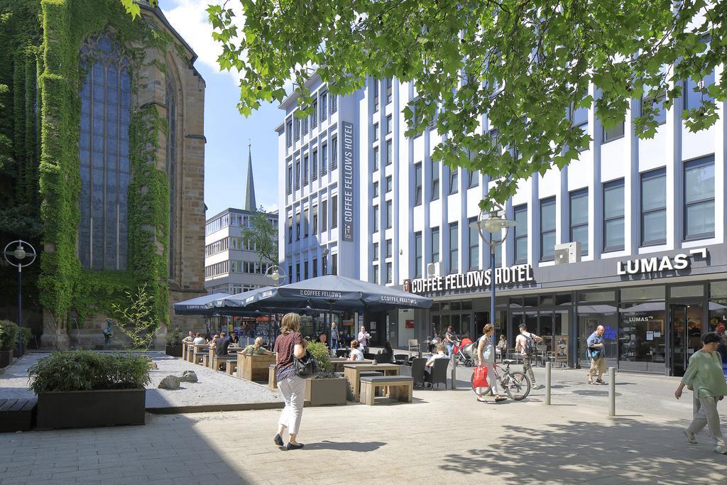 Coffee Fellows Hotel Dortmund-Coffee Fellows Hotel Dortmund