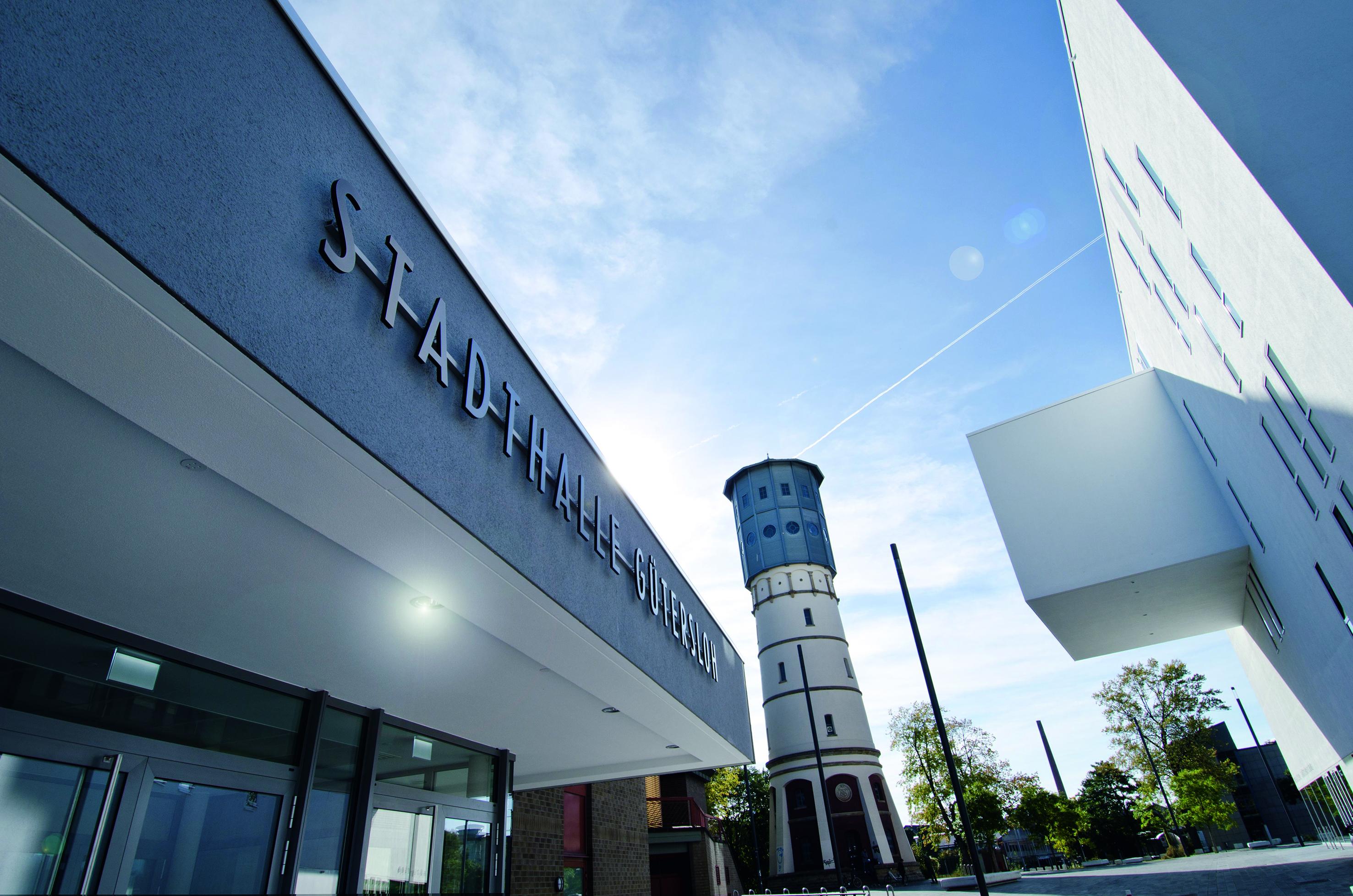 Stadthalle Gütersloh-Stadthalle Gütersloh