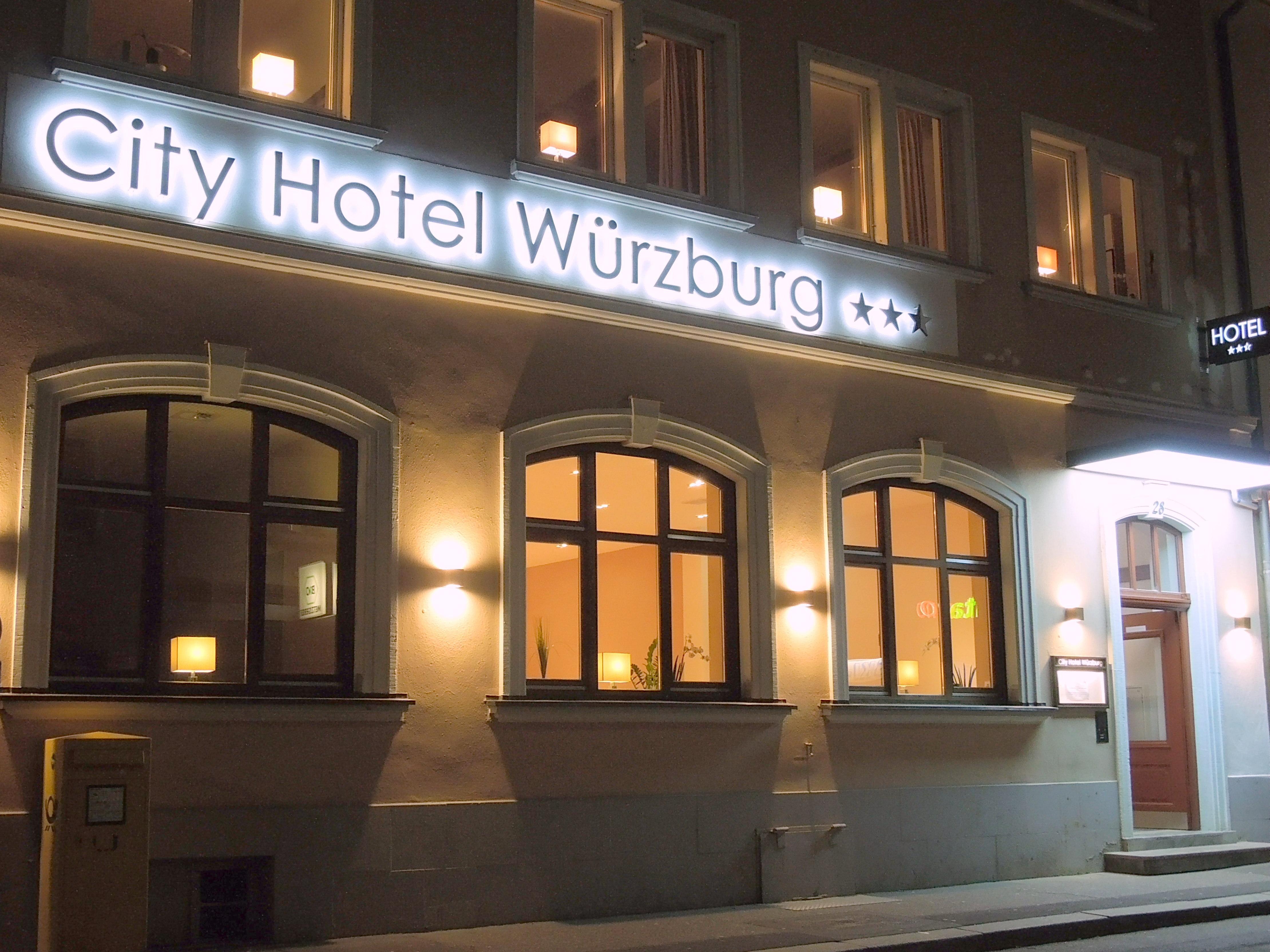 City Hotel Würzburg-City Hotel Würzburg