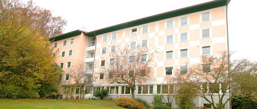 Gästehaus im Viktor-Renner-Haus Tübingen-Gästehaus im Viktor-Renner-Haus Tübingen