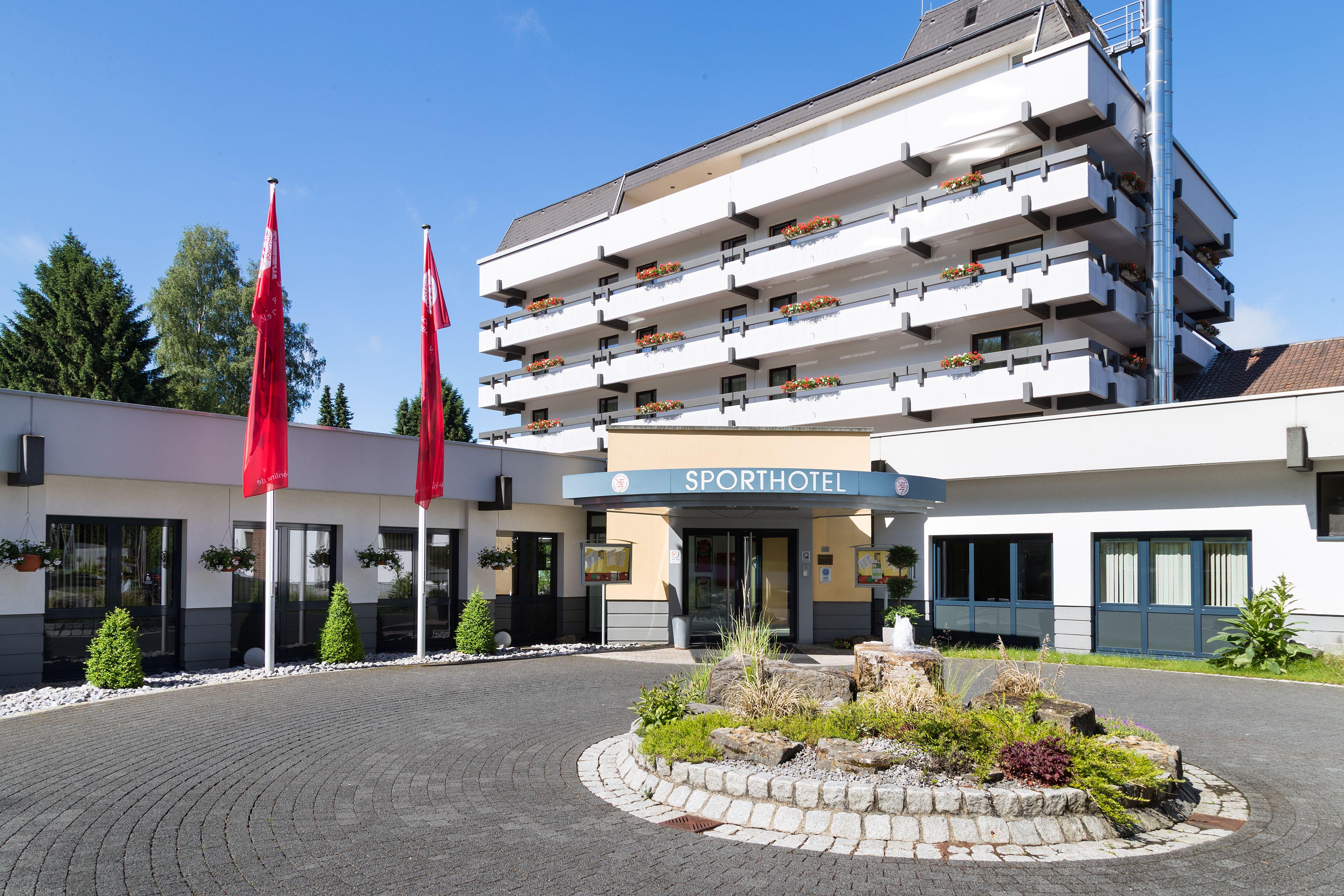 Sporthotel Grünberg-Sporthotel Grünberg