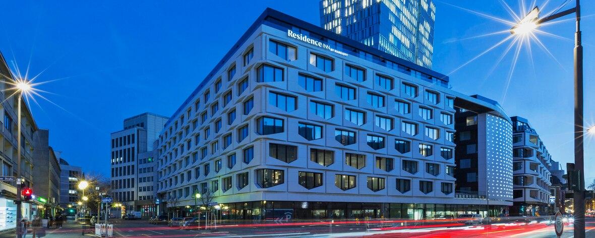 Residence Inn by Marriott Frankfurt City Center-Residence Inn by Marriott Frankfurt City Center