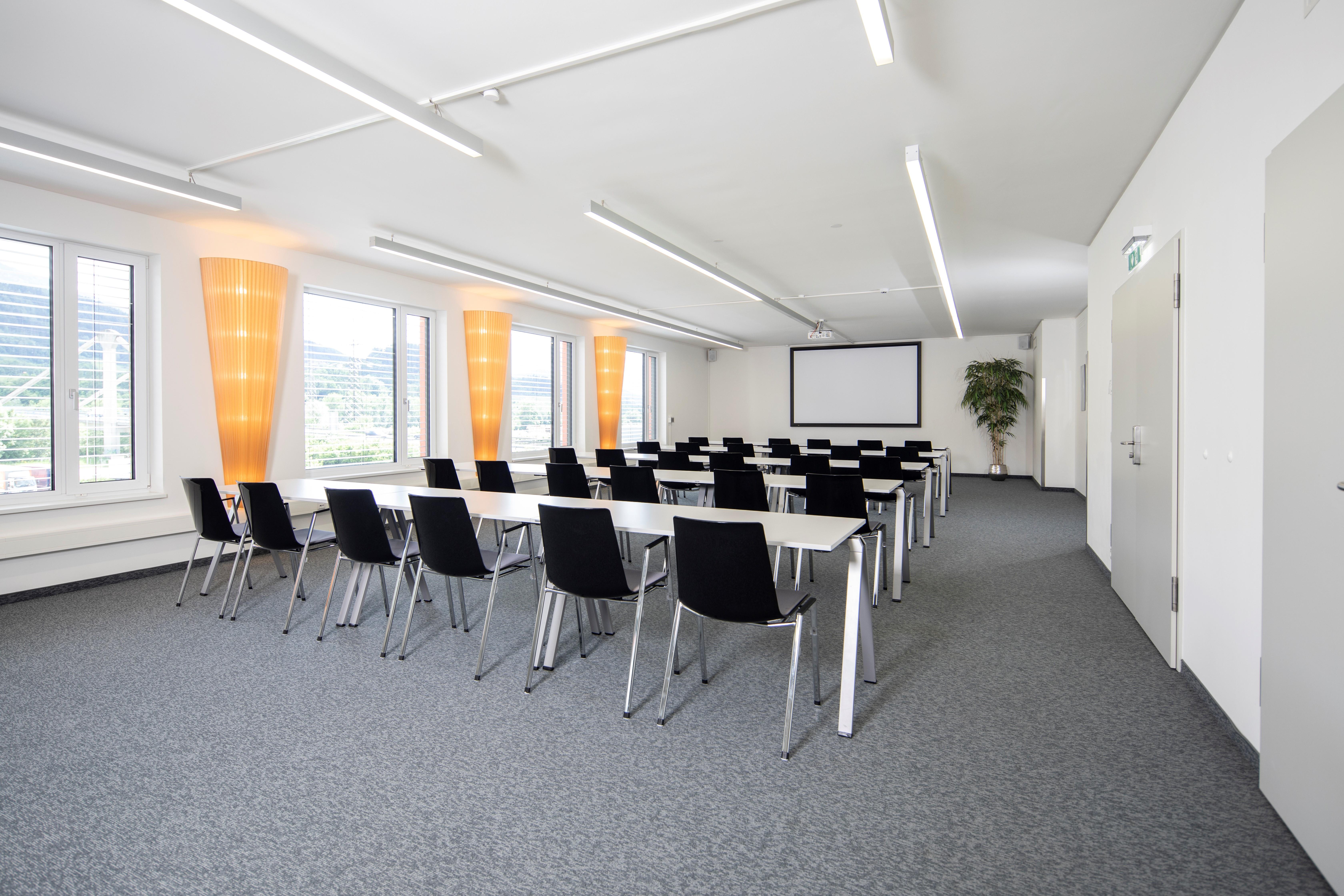 Seminarhotel Tirol Hall 5 Seminarräume