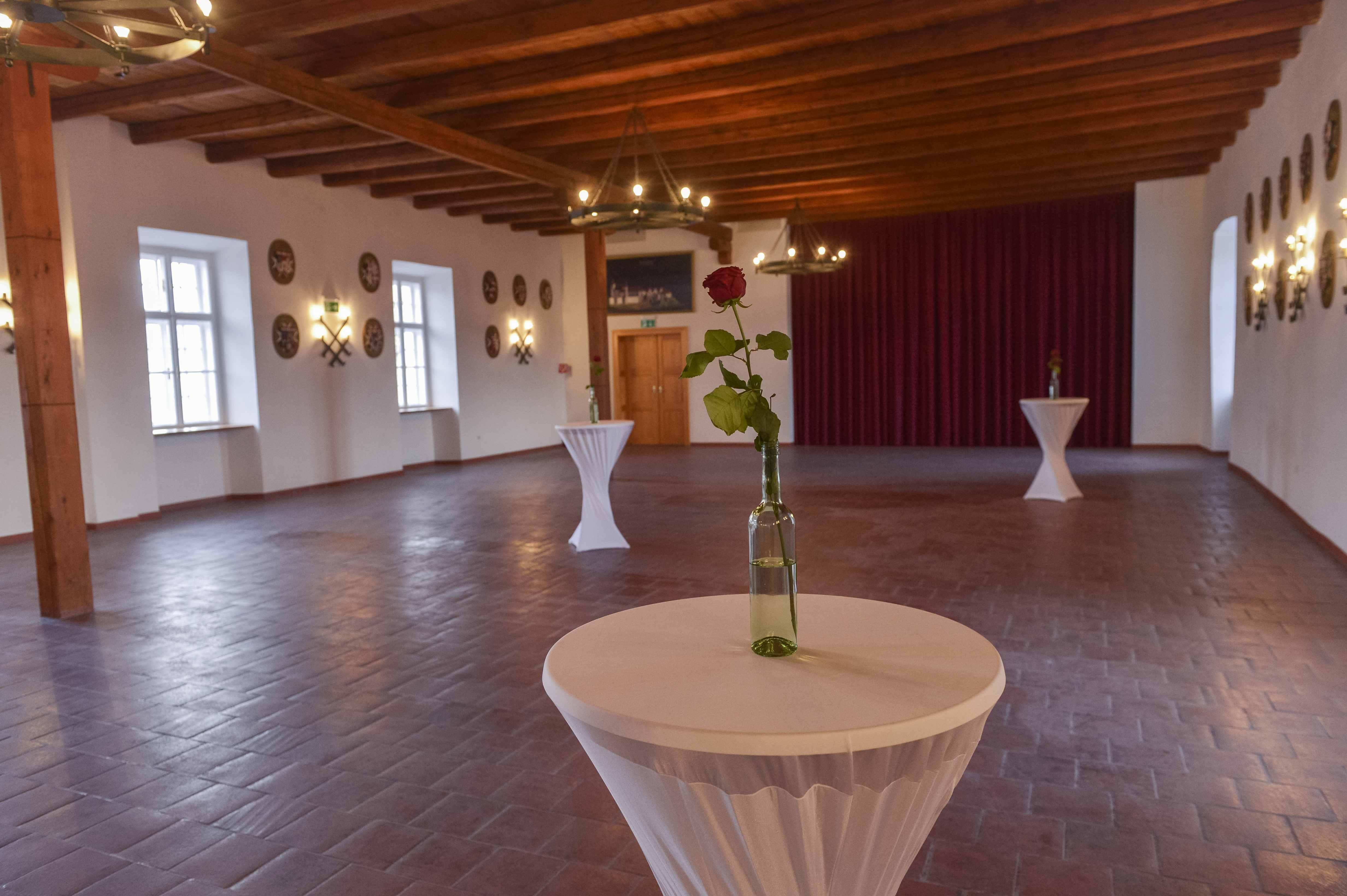 Schlosshotel Mailberg-Wappensaal